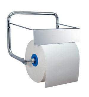 Держатель протирочной бумаги настенный