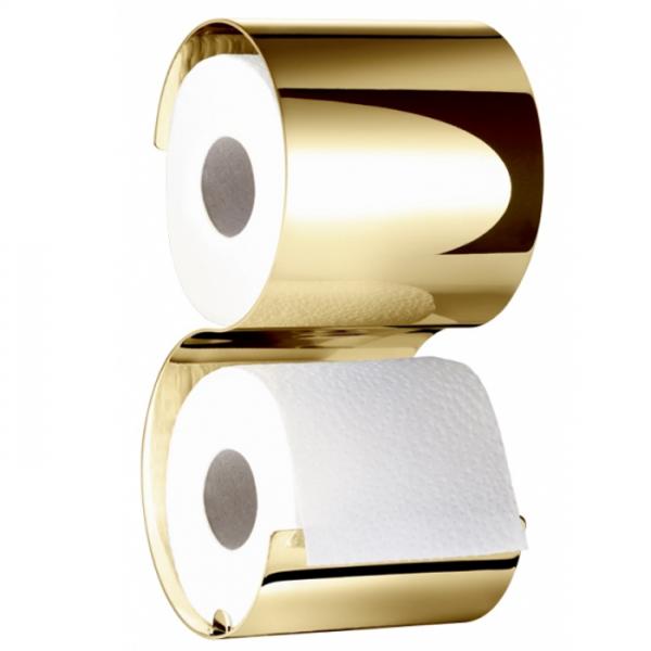 Держатель туалетной бумаги Ille Hotel gold