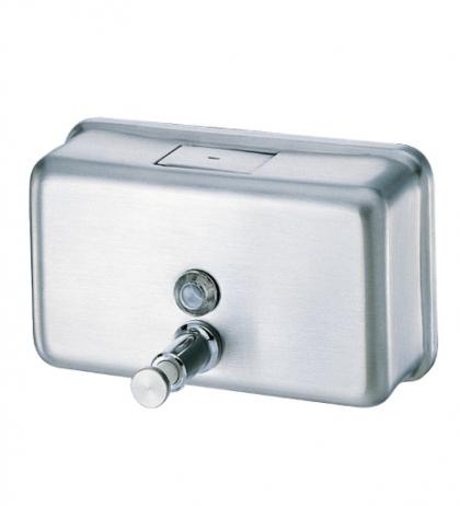 Диспенсер для жидкого мыла 1000 мл, сталь, FD-913
