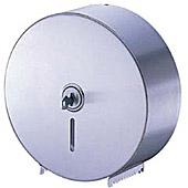 Держатель для туалетной бумаги матовая сталь, FD-925