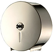 Держатель для туалетной бумаги хром, FD-925B