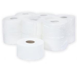 """Туалетная бумага в мини рулонах """"Терес"""" Комфорт 2-сл., mini, Т-0040"""