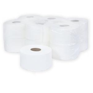 Туалетная бумага Элит 3-сл, mini, Т-0060