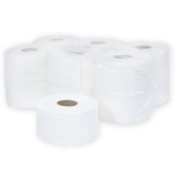 """Туалетная бумага """"Терес"""" Комфорт 2-сл, midi, Т-0080"""