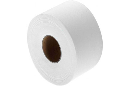 Туалетная бумага в больших рулонах