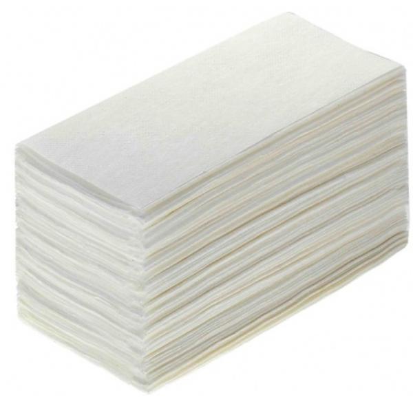 """Листовые полотенца """"Терес"""" Стандарт V-сложения (22х22) 1-сл, Т-0222"""