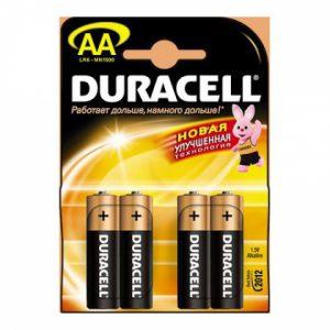 Батарейки ААLR 6, алкалиновые
