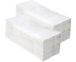 Бумажные полотенца 2-слойные