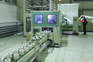 Производство бумажных полотенец