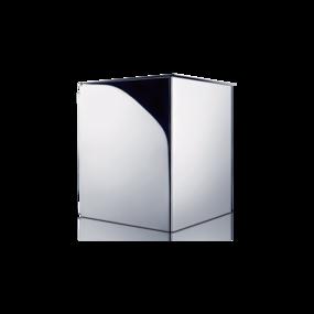 Настенное мусорное ведро Hygiene cube, Ille Hotel chrom