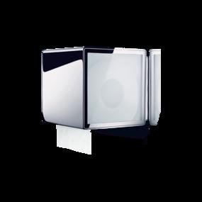 Держатель туалетной бумаги Paper cube, Ille Hotel chrom