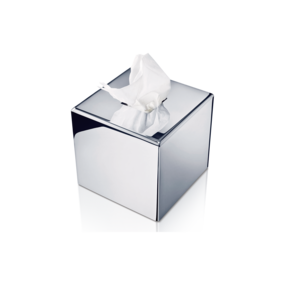 Держатель косметических салфеток Tissue Cube, Ille Hotel chrom