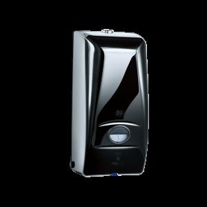 Дозатор жидкого мыла сенсорный Илле черный, D0094