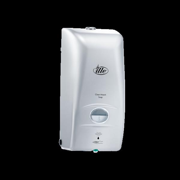 Дозатор жидкого мыла сенсорный Илле под сталь, D0112