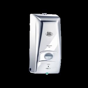 Дозатор жидкого мыла сенсорный Илле хром
