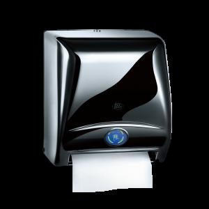 Полотенцедержатель сенсорный Paper Jack II черный Ille