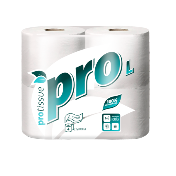 Туалетная бумага PRO C161