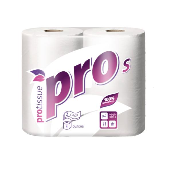 Туалетная бумага PRO C160
