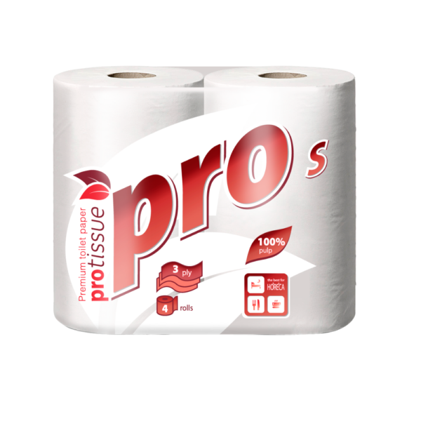 Туалетная бумага PRO C180