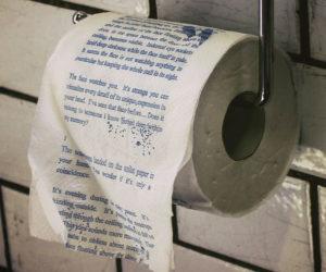 Туалетная бумага книга картинка
