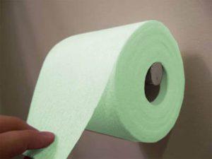 Светящаяся туалетная бумага картинка